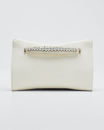 Venus Napa Leather Clutch