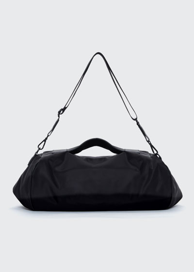 Zip-Top Gym Duffel Bag