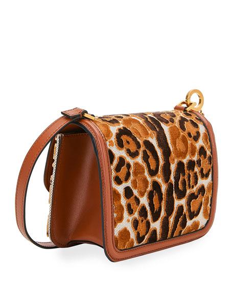 VSLING Small Leopard Shoulder Bag