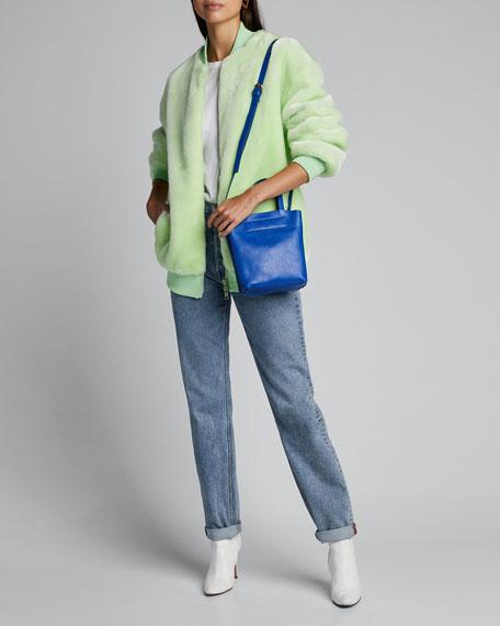 Giglio Soft Leather Mini Tote Bag