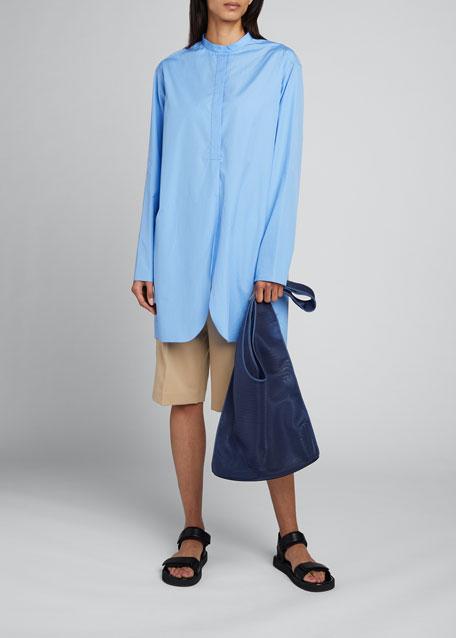 Sock Bindle Hobo Bag in Nylon
