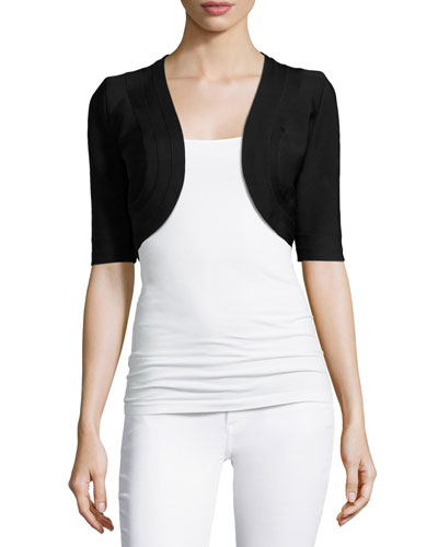 Half-Sleeve Bandage Shrug