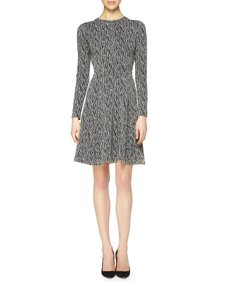 Lela rose reversible dress