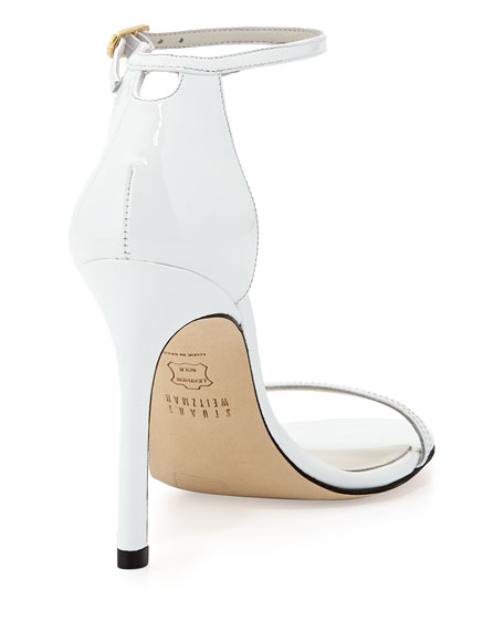 Nudistsong Ankle-Strap Sandal