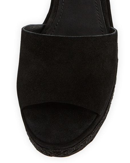 Beia Suede Platform Sandal