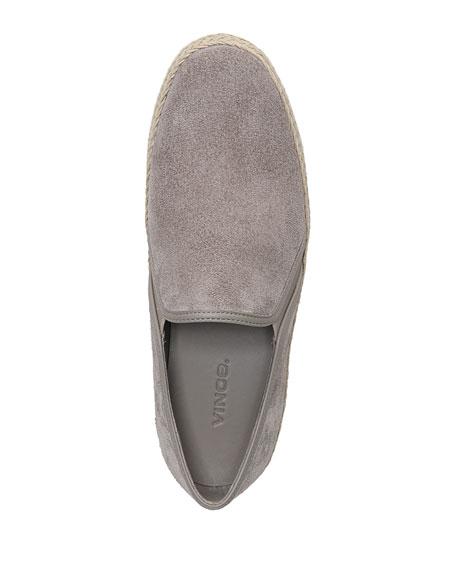 Acker Suede Slip-On Sneaker