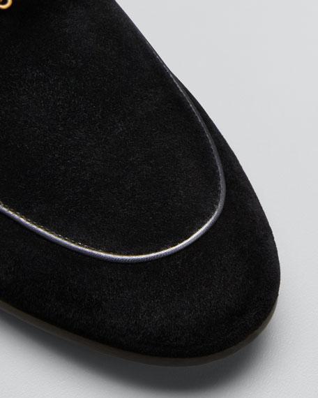 10mm New Jordaan Velvet Loafer