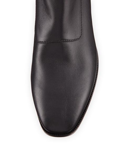 Mitchel Flat Strap Ankle Bootie