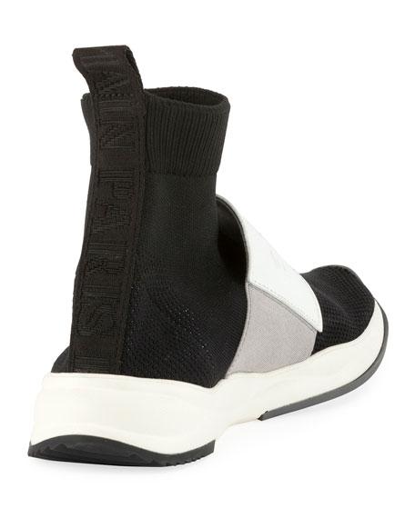 Cameron Mesh Running Sock Sneakers