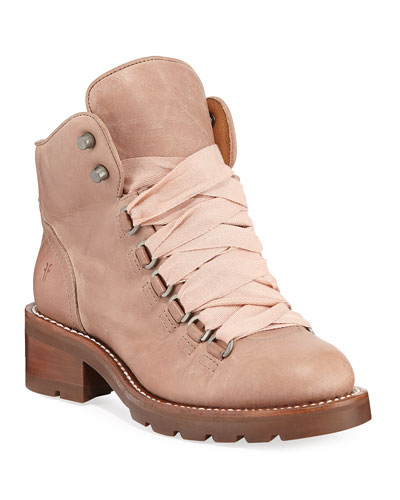 Alta Leather Hiker Boots