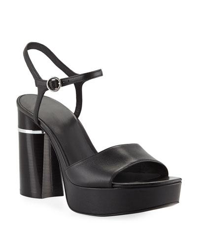 Ziggy Chunky Platform Pool Sandals