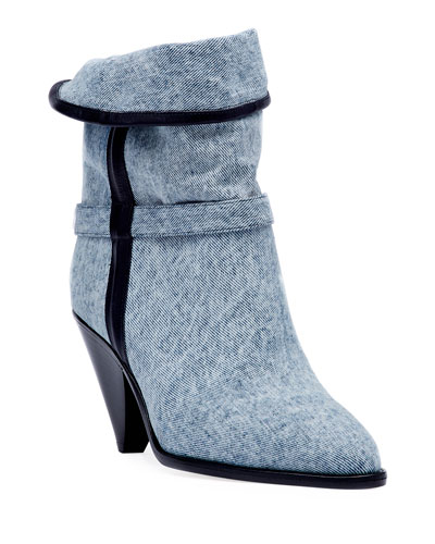 40ec4b2d18b7 Women s Booties at Bergdorf Goodman