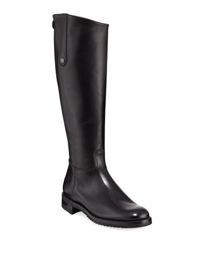 Butter Calf Riding Boots