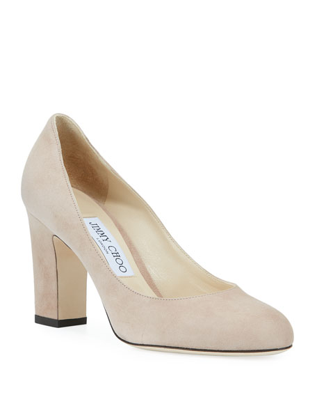 Billie Sue Suede Pumps
