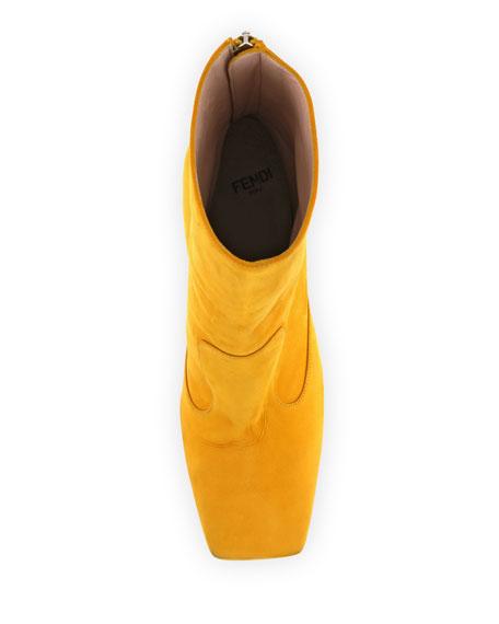 FFreedom 105mm Nubuck Leather Booties