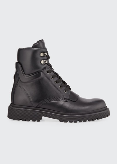 Patty Scarpa Leather Boots