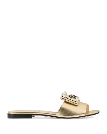 Madelyn Napa Silk Sandals