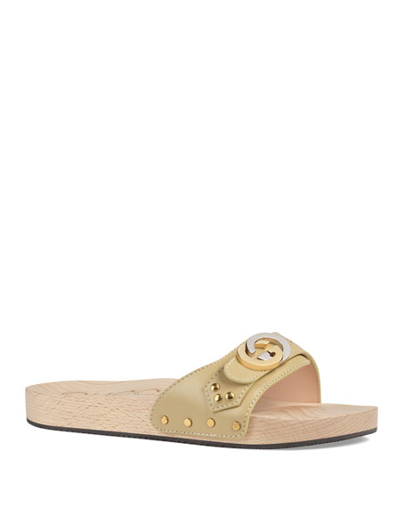 Shiner Lifford Clog Slide Sandals