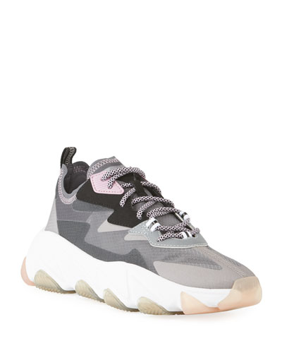 Eclipse Stretch-Knit Sneakers