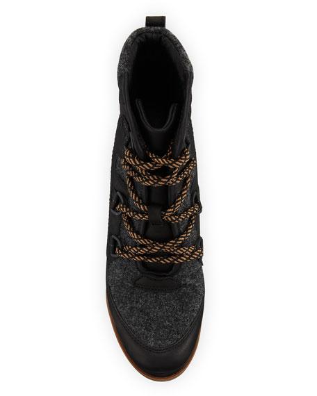 Blake Waterproof Lace-Up Hiker Boots