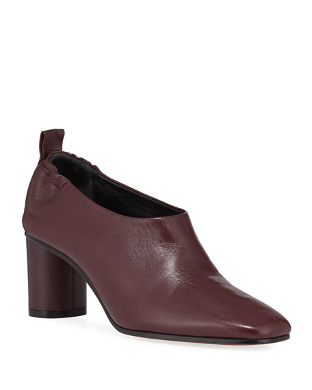 Image 1 of 1: Micol Soft Leather Pumps