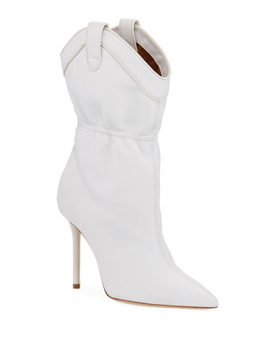 Daisy Luwolt Short Western Boots