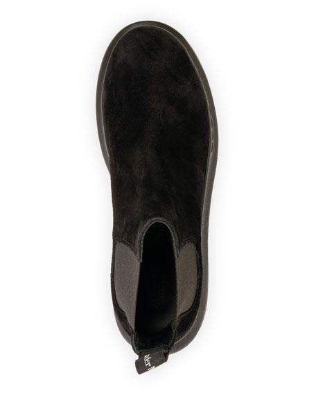 Oversized Gore Short Boots