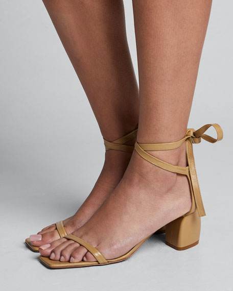 Shyah Baby Calf Sandals