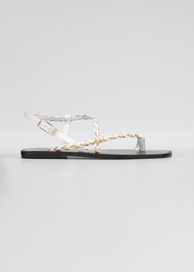 Natasha Flat Sandals
