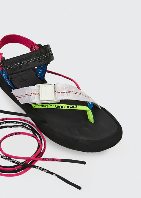 Micro Trek Multi-Strap Sandals