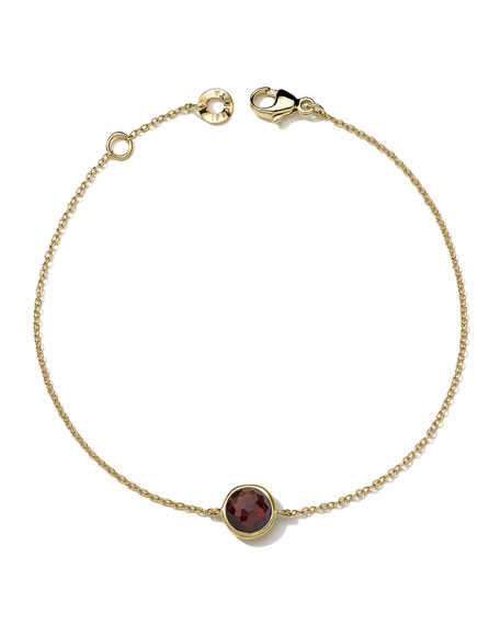 Image 1 of 1: 18k Gold Lollipop Bracelet