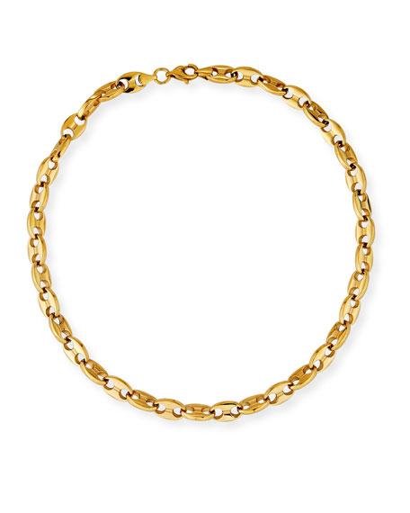 Toscano Link Necklace
