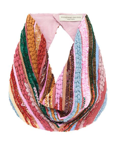 Sophia Le Charlot Scarf Necklace