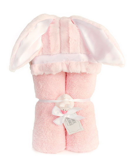 Hooded Bunny Towel