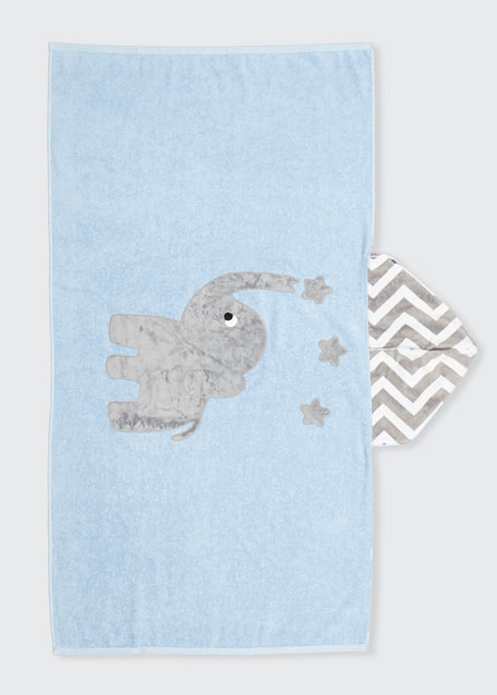 Big Foot Hooded Towel