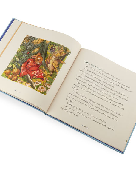 """Personalized """"The Classic Tale of Peter Rabbit and Other Cherished Stories"""" Children's Book by Beatrix Potter"""