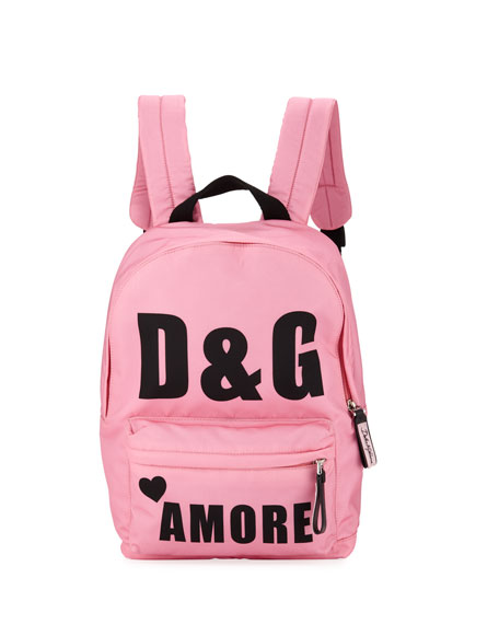 Kids' Logo Backpack