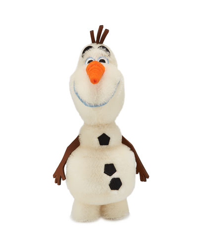 Frozen Olaf Plush Collectible