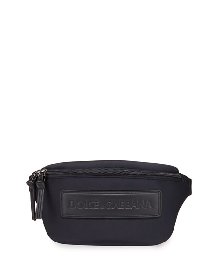 Kids' Neoprene Belt Bag w/ Patch