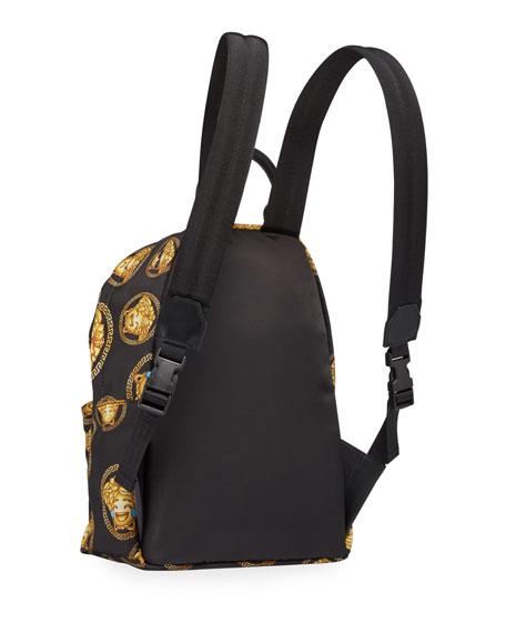 Kid's Medusa Emoji Backpack