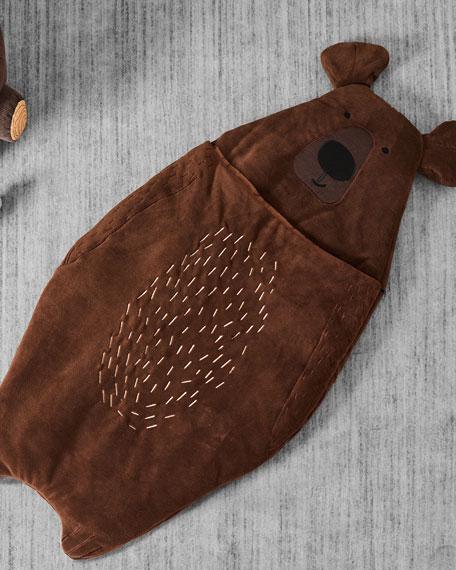 Kid's Bear Sleeping Bag
