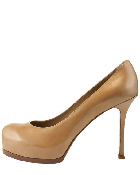 Tribute Two Patent Pump