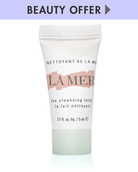 Yours with ANY La Mer purchase