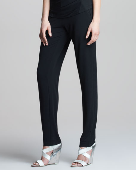Refined Matte Jersey Body Pants VI