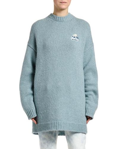 Global Warming Maxi Sweater