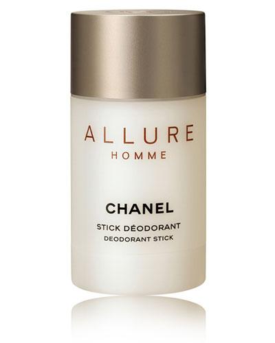 <b>ALLURE HOMME</b><br>Deodorant Stick, 2.0 oz.