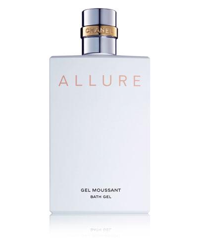 <b>ALLURE</b><br>Bath Gel, 6.8 oz.