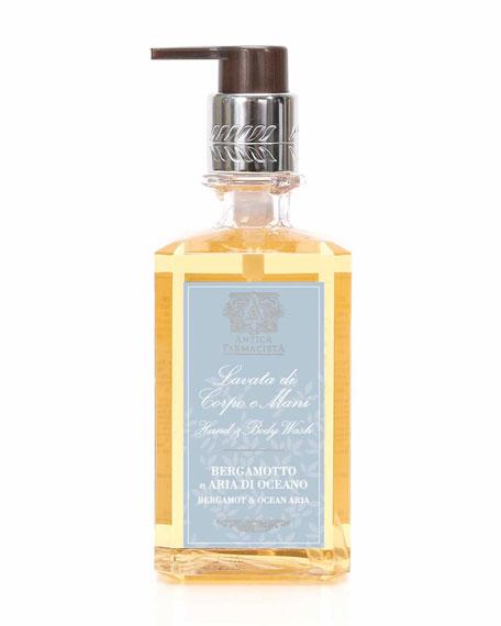 Bergamot & Ocean Aria Hand Wash, 10oz