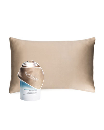 iluminage Skin Rejuvenating Pillowcase with Patented Copper Technology