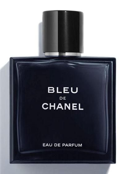 <b>BLEU DE CHANEL </b><br>Eau de Parfum Pour Homme Spray, 1.7 oz.